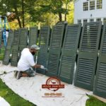 Exterior Painting, Painting Shutters