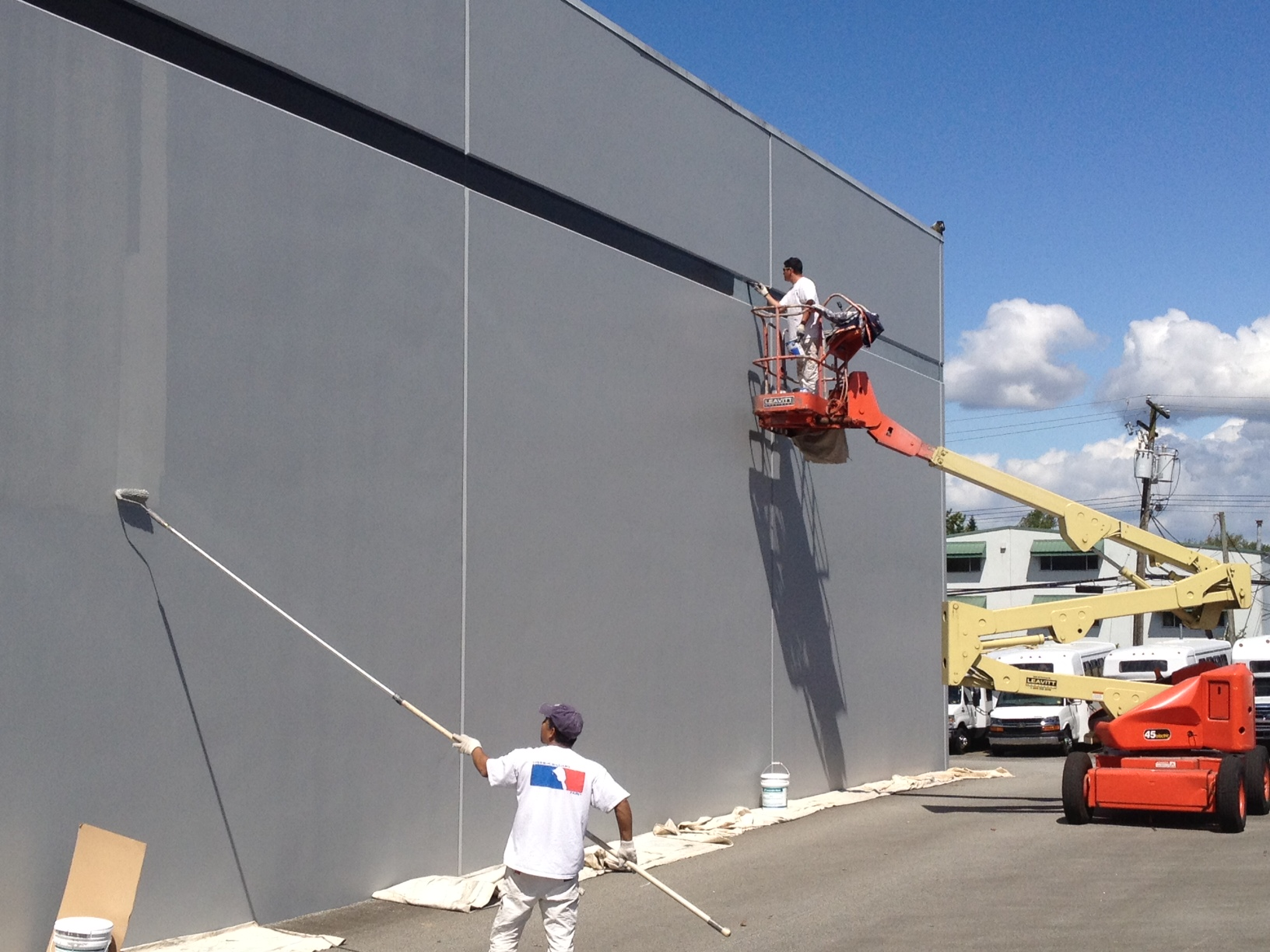 Commercial Painting Rhode Island